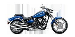 Photo of a blue cruiser bike