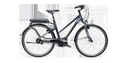 Photo of an electric bike