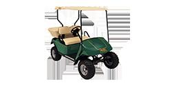 Photo of a golf cart