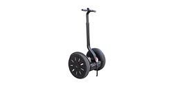 Photo of a segway