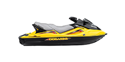 Photo of a personal watercraft