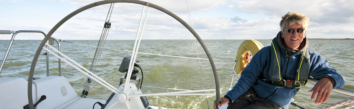 The yacht program offers three settlement options, and covers fishing gear, personal effects, and more.