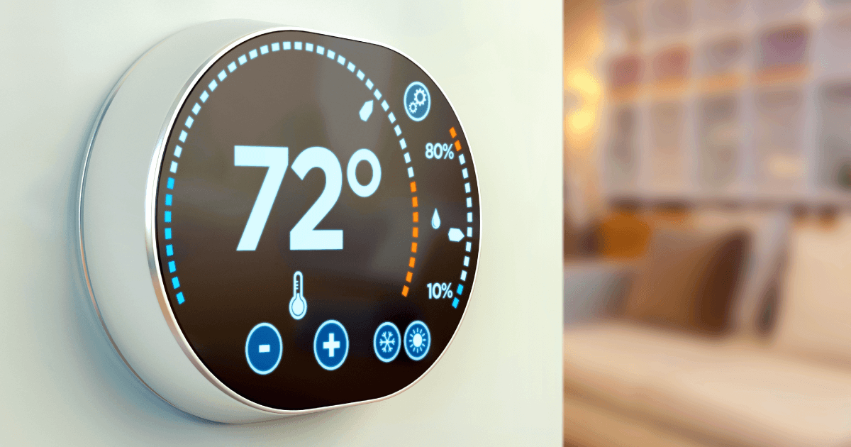 Smart Thermostats: Heat-beaters and Money-savers