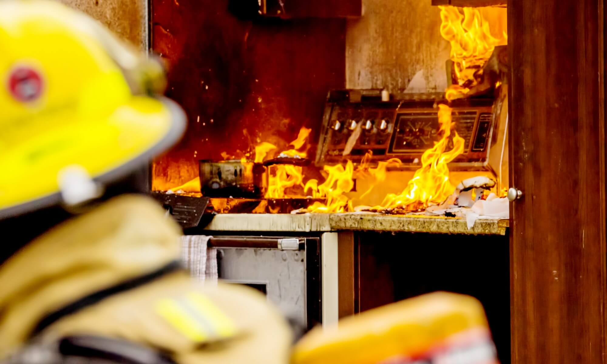 Fire Prevention Week: Kitchen Fires