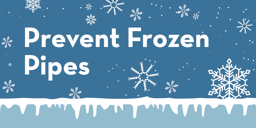 Prevent Frozen Pipes