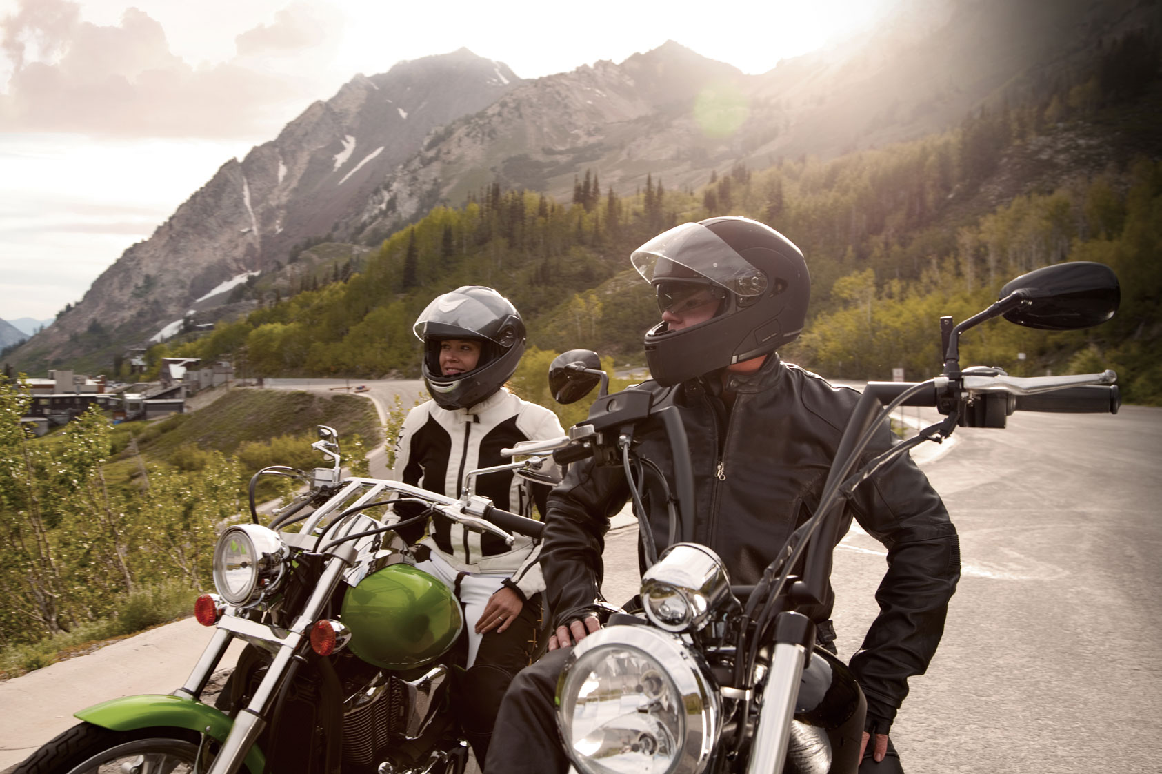 How to Fit a Motorcycle Helmet
